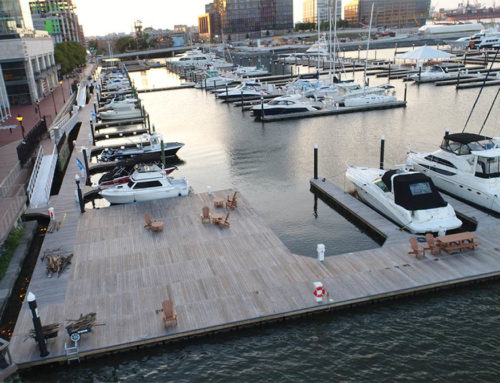 Harbor East Marina, Baltimore, MD