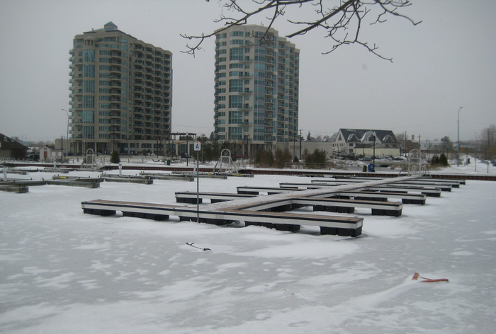 City of Barrie Marina, Barrie, Ontario
