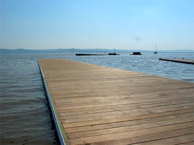 Rowing-Dock