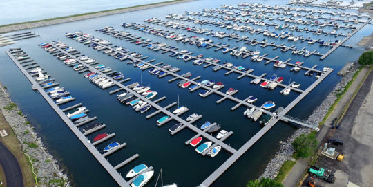 Lake Erie Marina